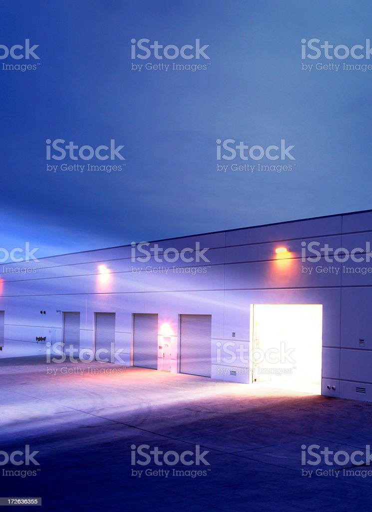 Industrial Innovation stock photo