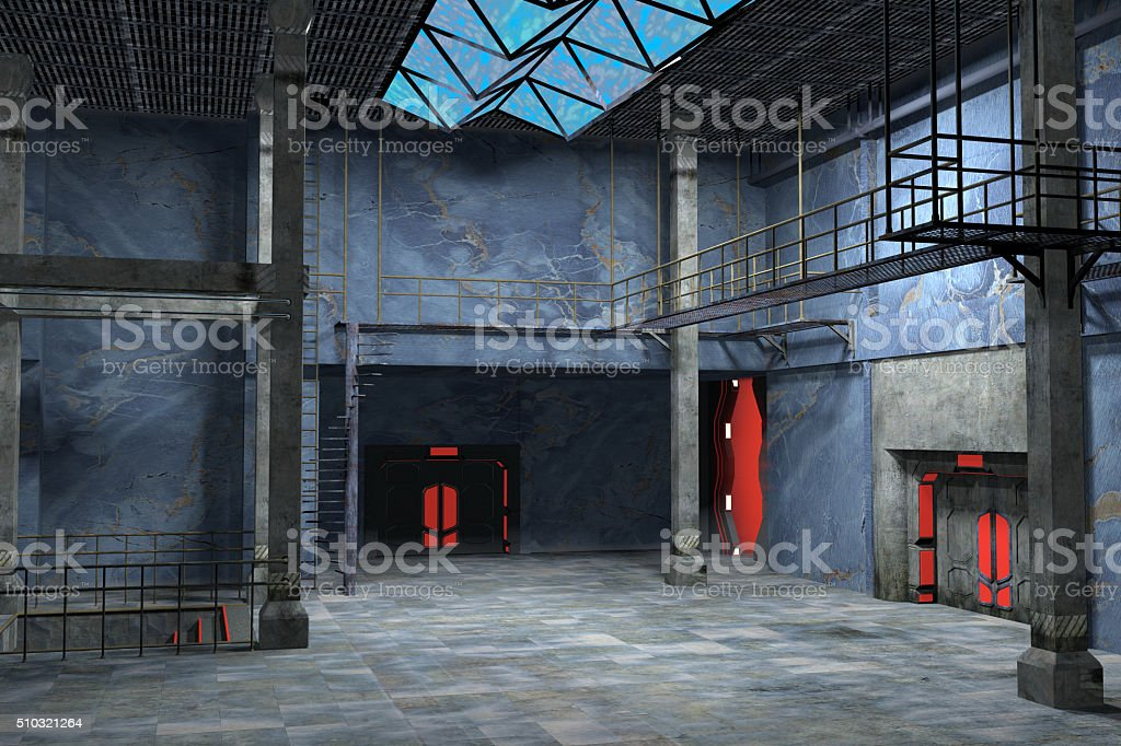 Industrial interior design stock photo 510321264 istock - Industrial design interior ideas ...