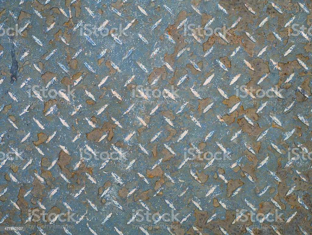 industrial metal flooring royalty-free stock photo