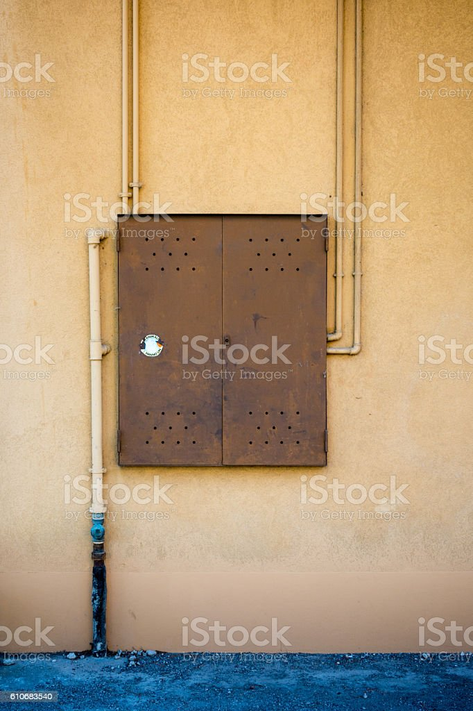 Industrial Order_2 stock photo