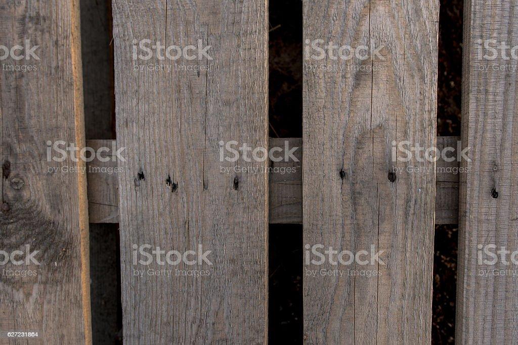 Industrial pallet stock photo