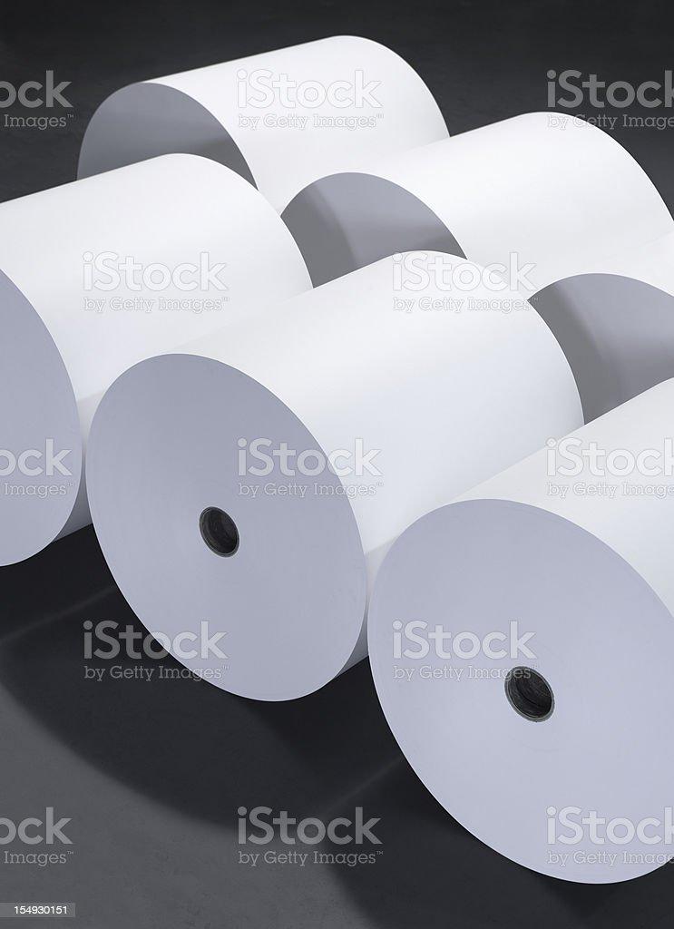 Industrial Paper Rolls