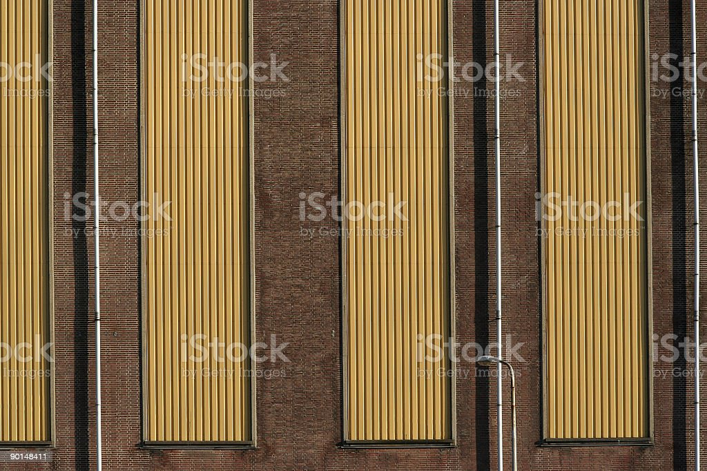 Industrial Patterns royalty-free stock photo