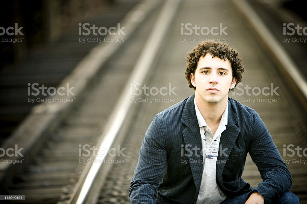 industrial portraits royalty-free stock photo