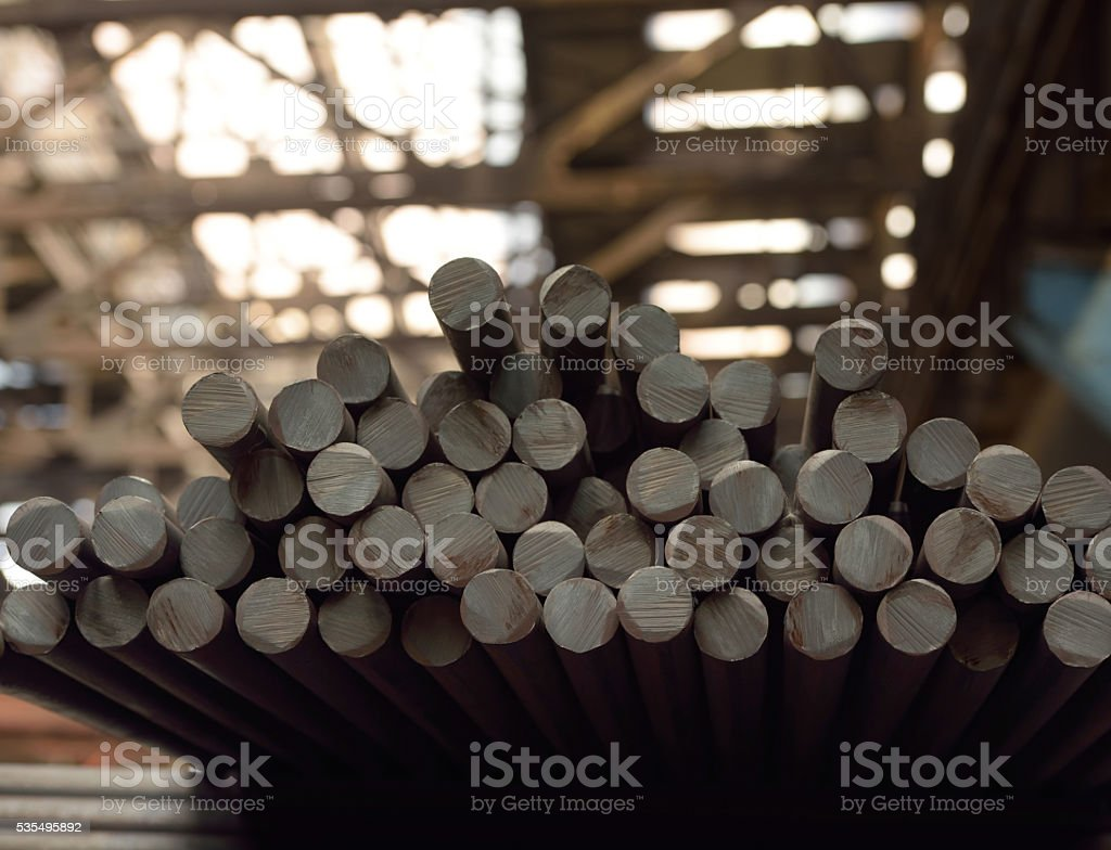 Industrial product stock photo