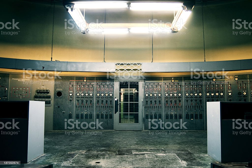 Industrial scenery royalty-free stock photo