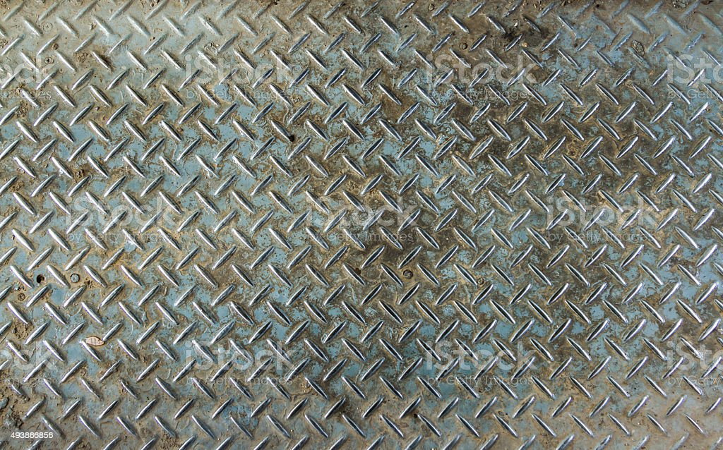 Industrial shiny metal silver. stock photo