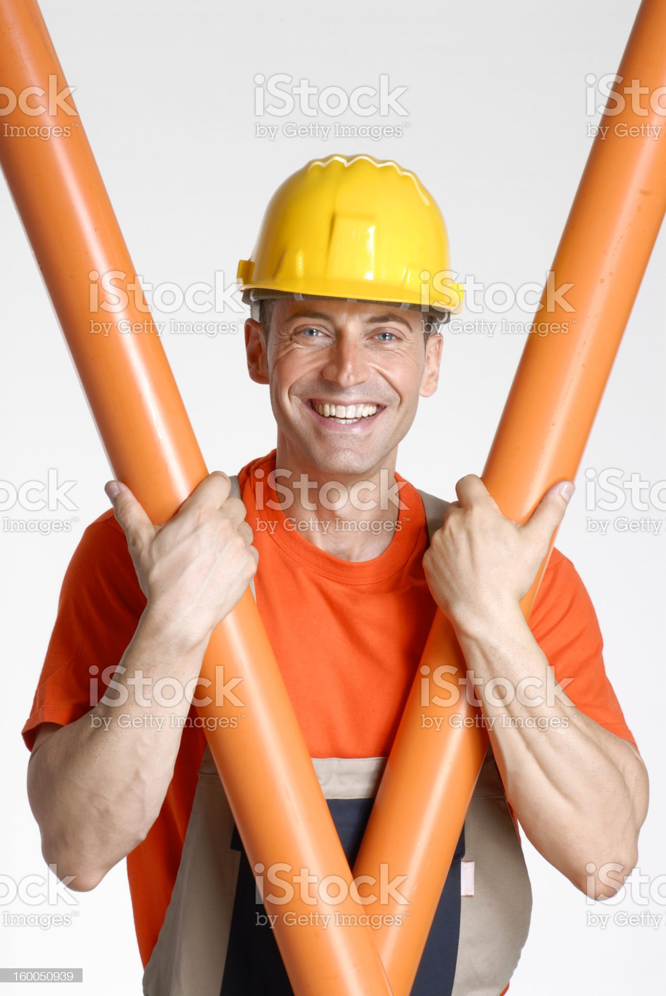 Industrial tubes. royalty-free stock photo