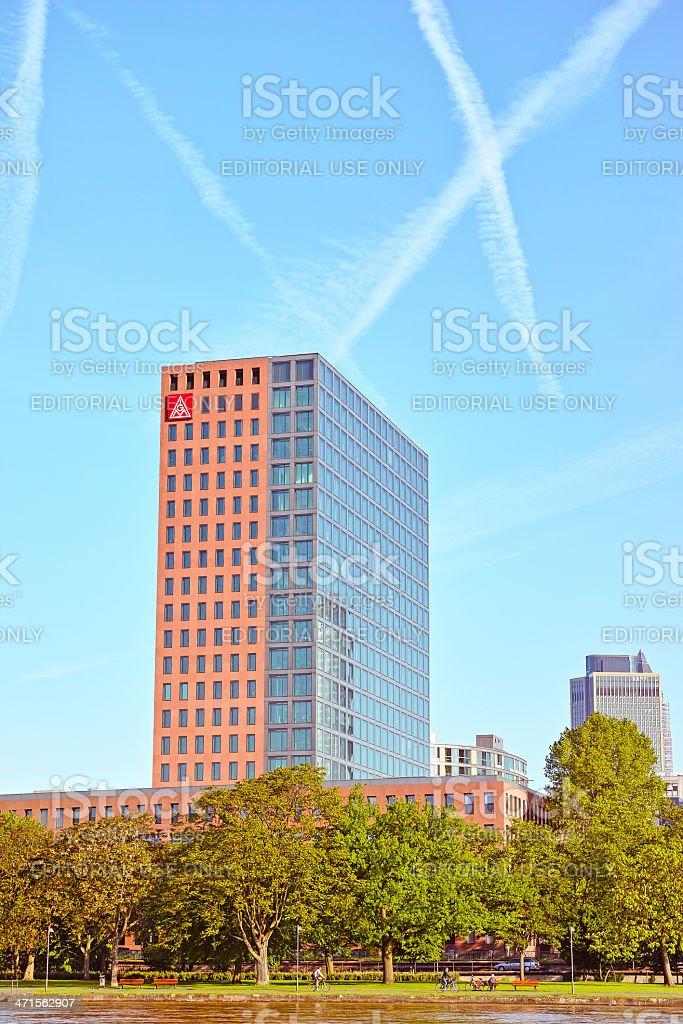 産業連合の Metalworkers ロイヤリティフリーストックフォト