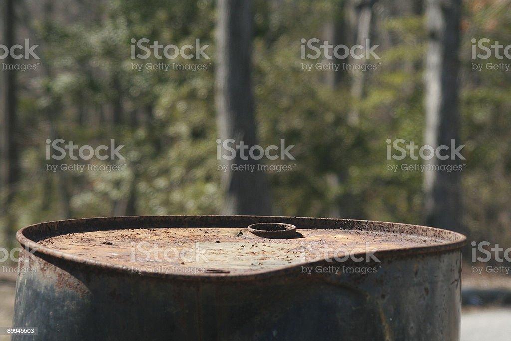 Industrial Waste II stock photo