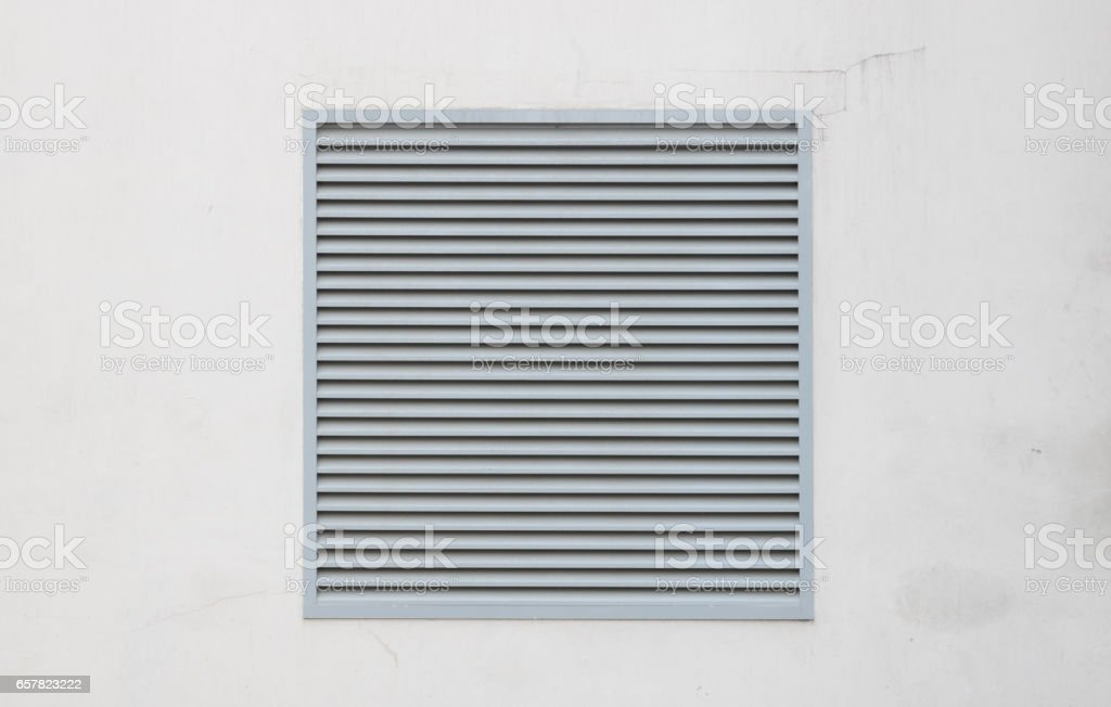 Industrial window isolated texture stock photo
