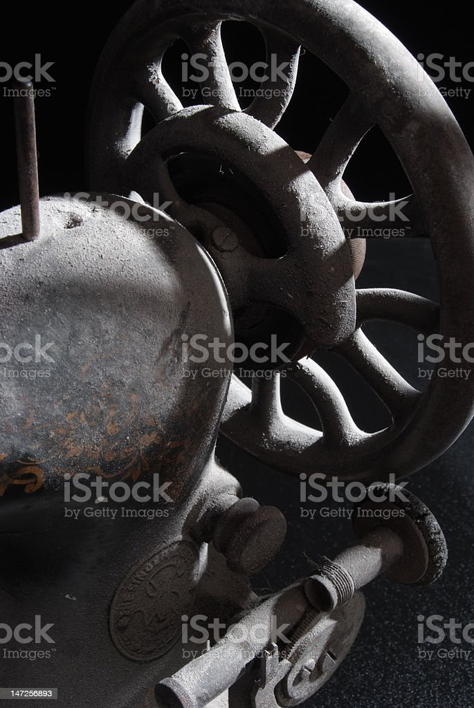 industrialist machine royalty-free stock photo