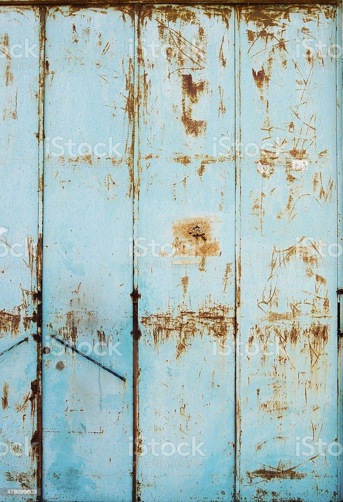 Industry door royalty-free stock photo