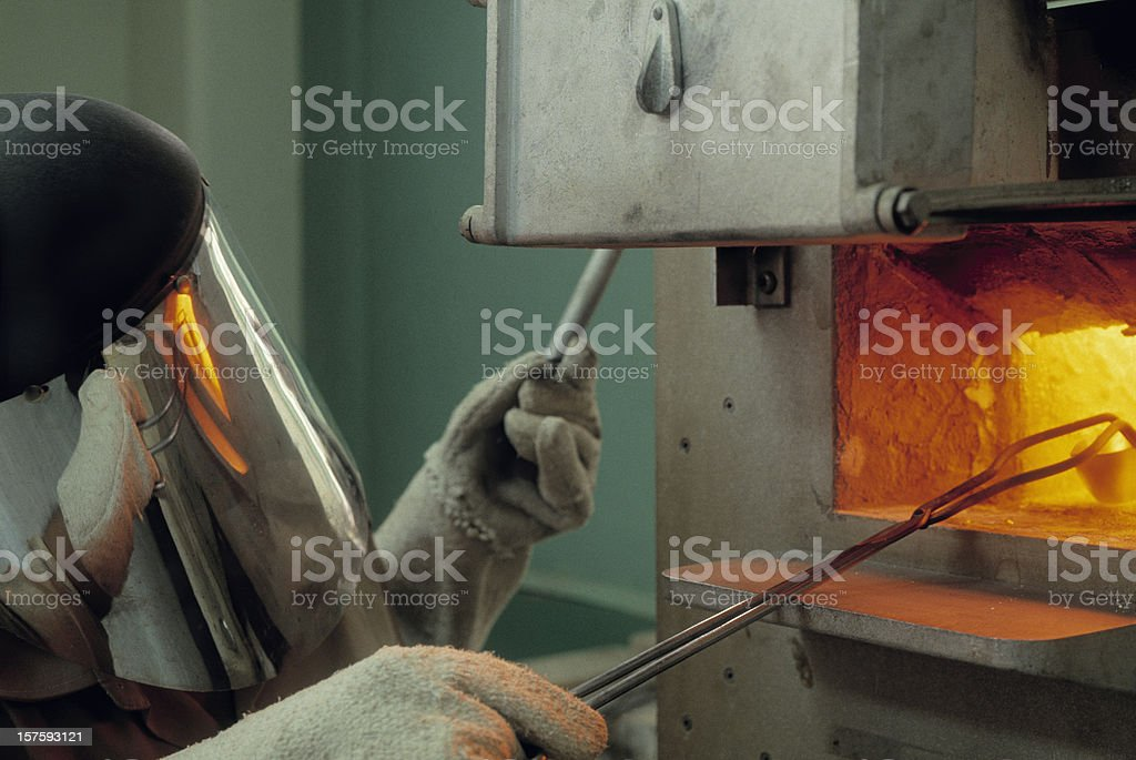 Industry Laboratory stock photo