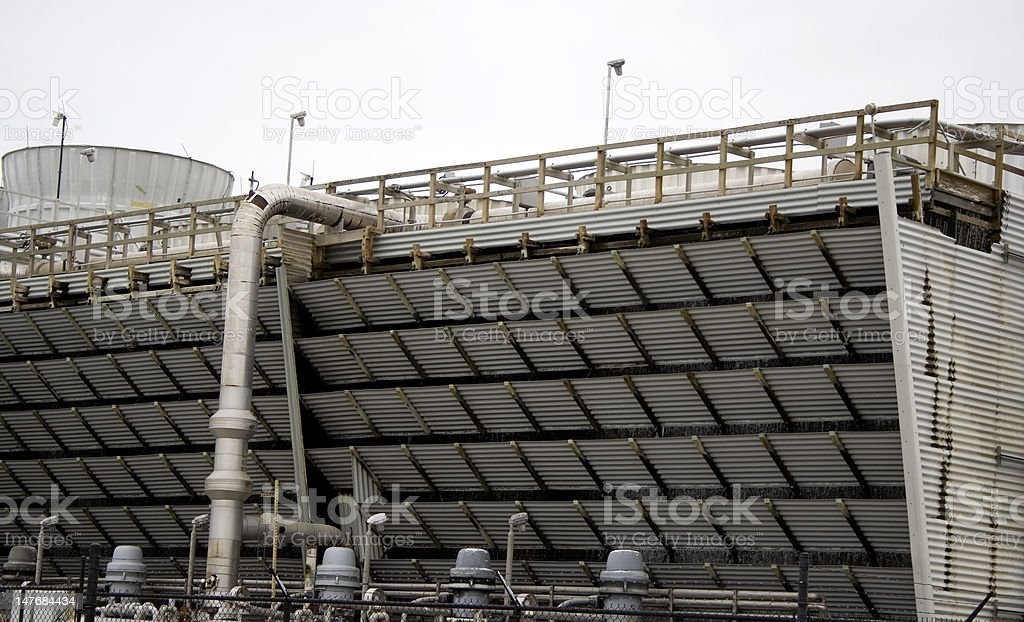 Industry Pipe royalty-free stock photo