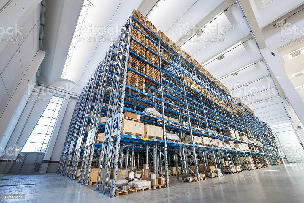 Industry Storehouse stock photo