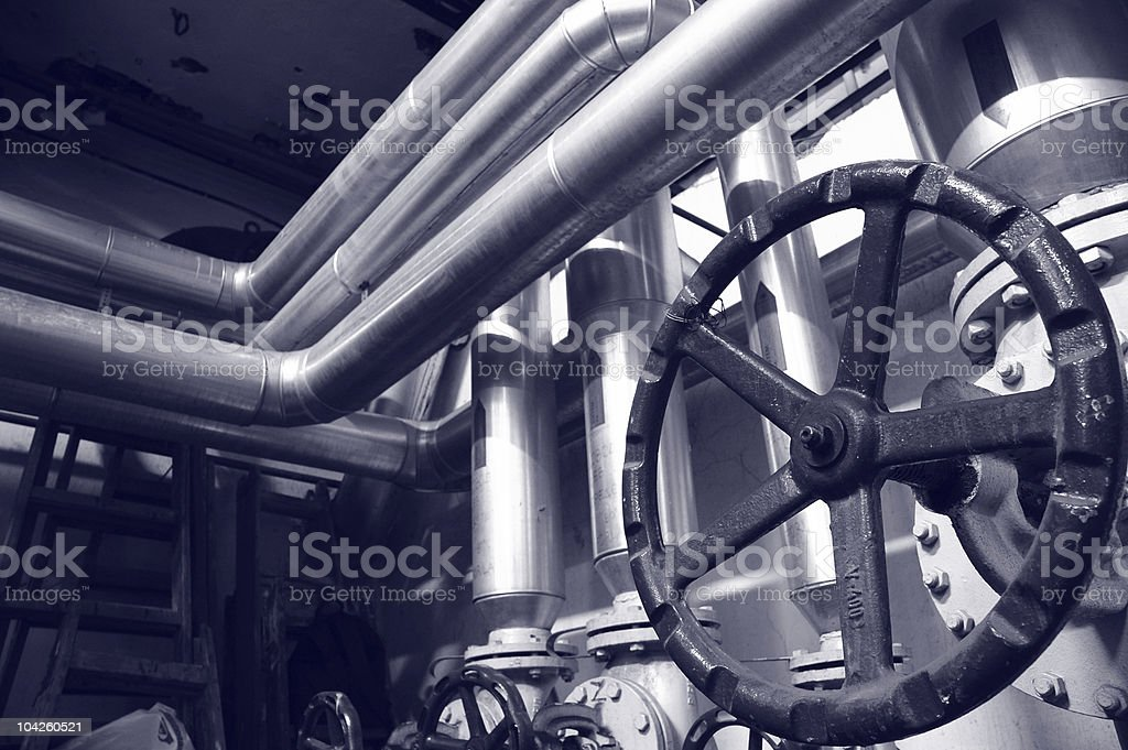 Industry systems royalty-free stock photo
