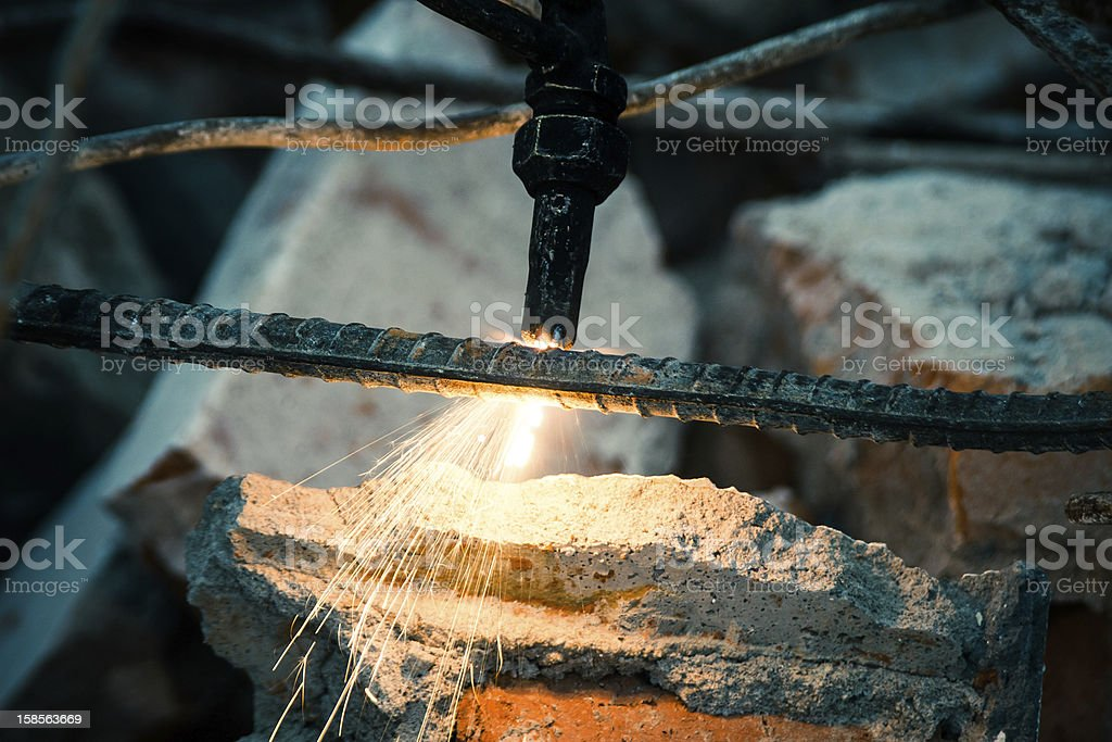 Industry type image royalty-free stock photo