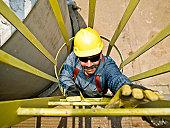 Industry workman