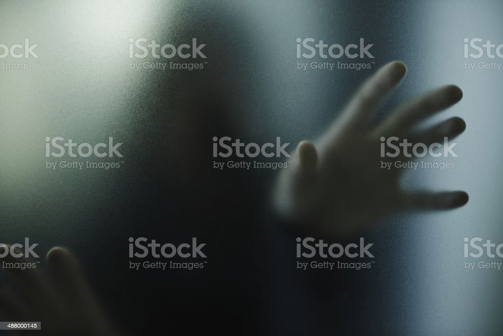 Infected..contagion is imminent! royalty-free stock photo