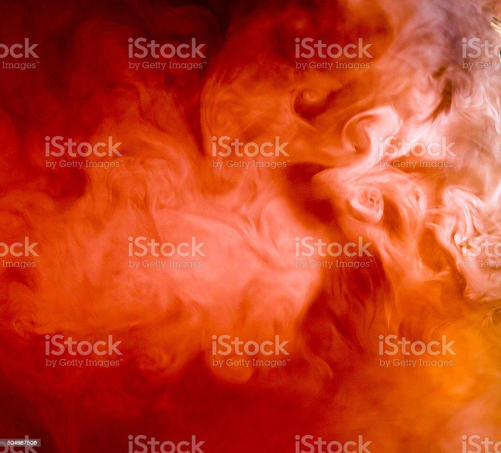 Infernal Smoke stock photo