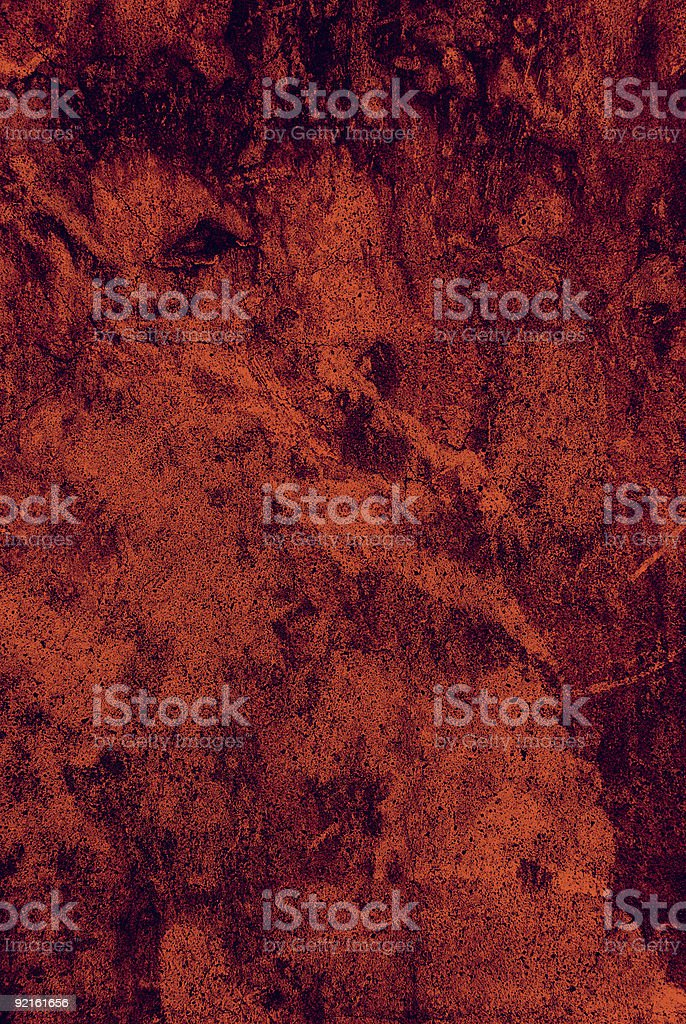 infernal wall royalty-free stock photo