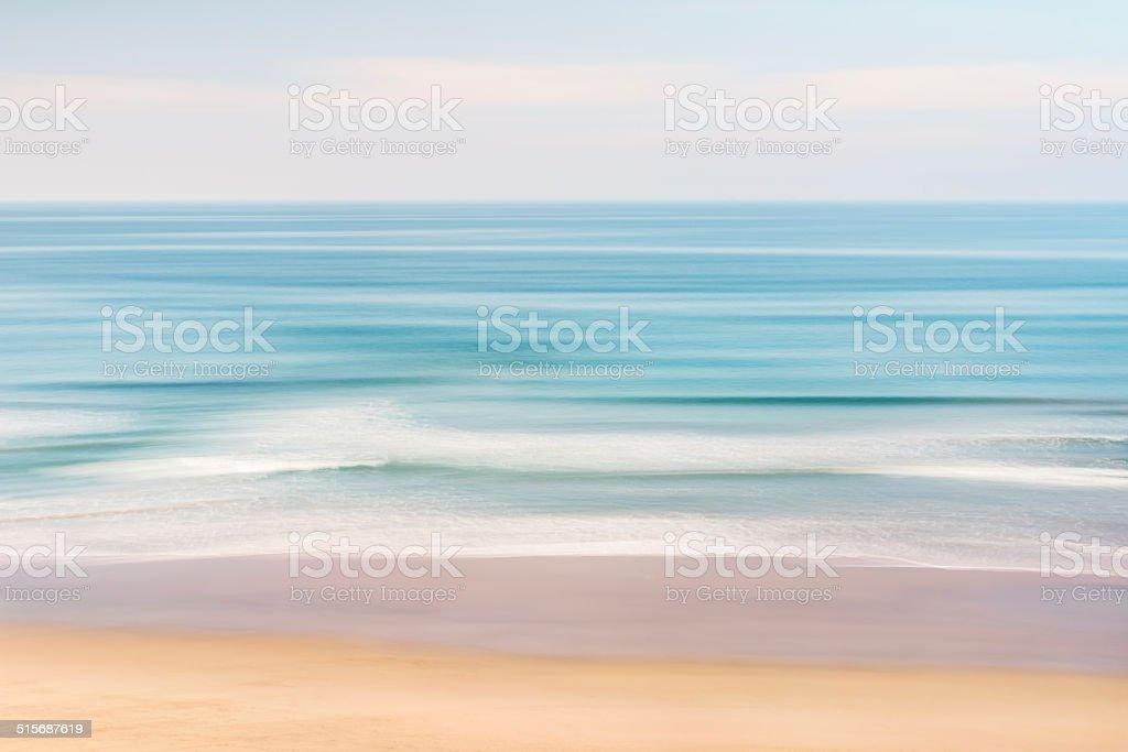 Infinite Ocean stock photo