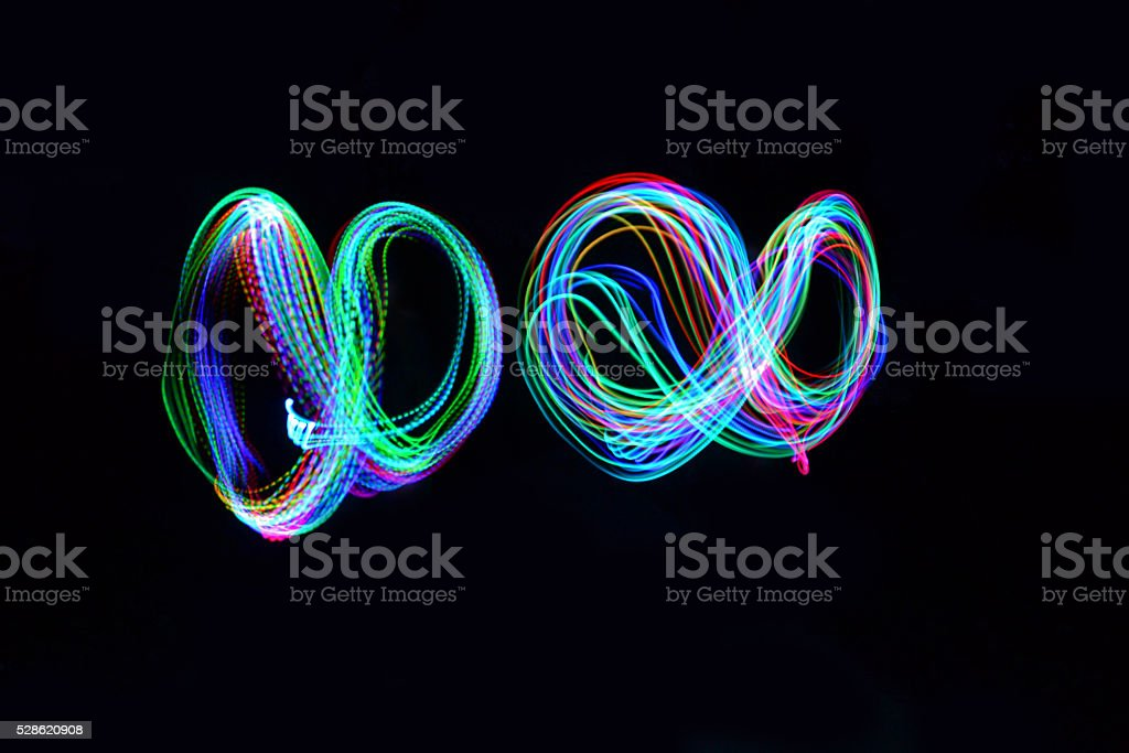 Infinity Signs stock photo