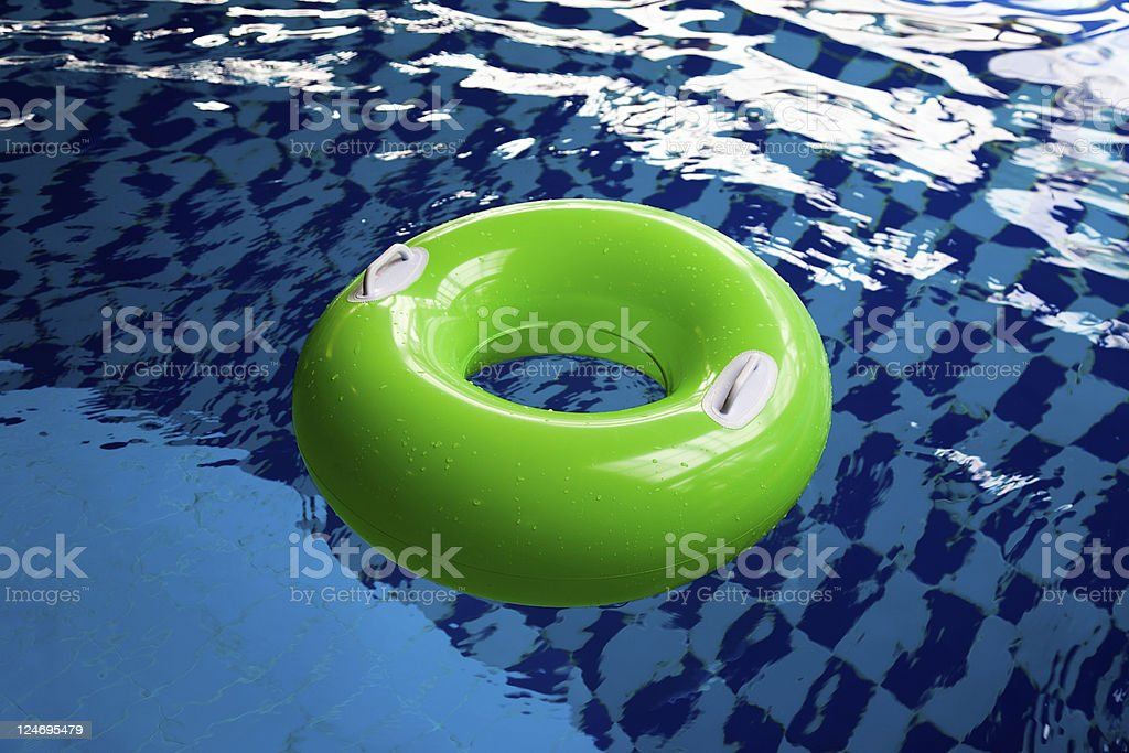 Inflatable royalty-free stock photo