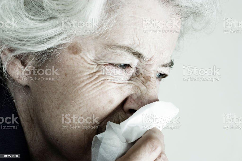influenza royalty-free stock photo