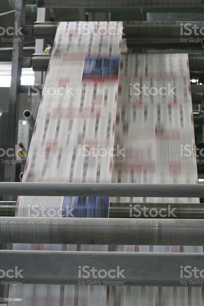 information and news stock photo
