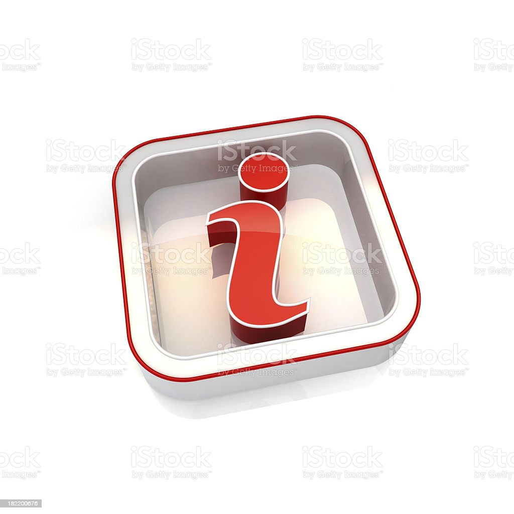 information icon royalty-free stock photo