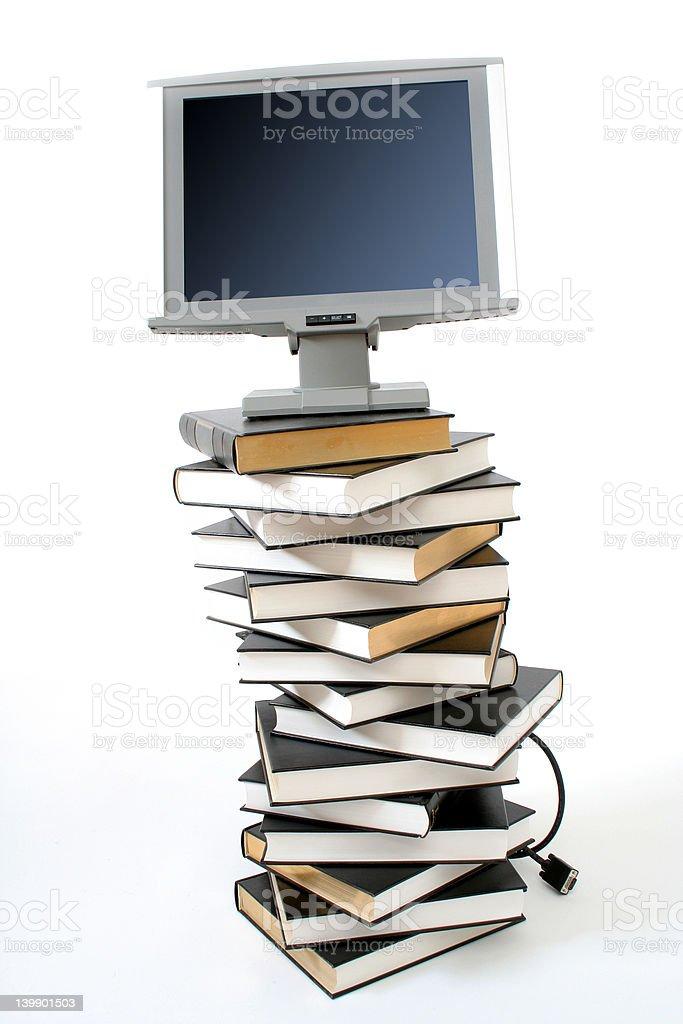 Information technology royalty-free stock photo
