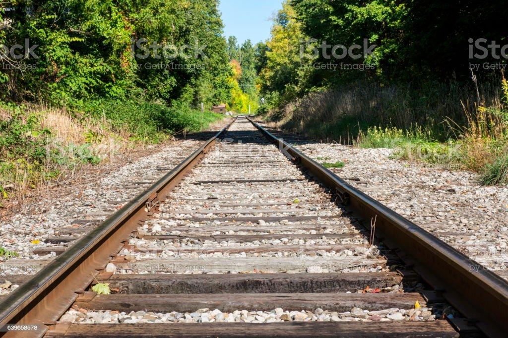 inglewood railway stock photo