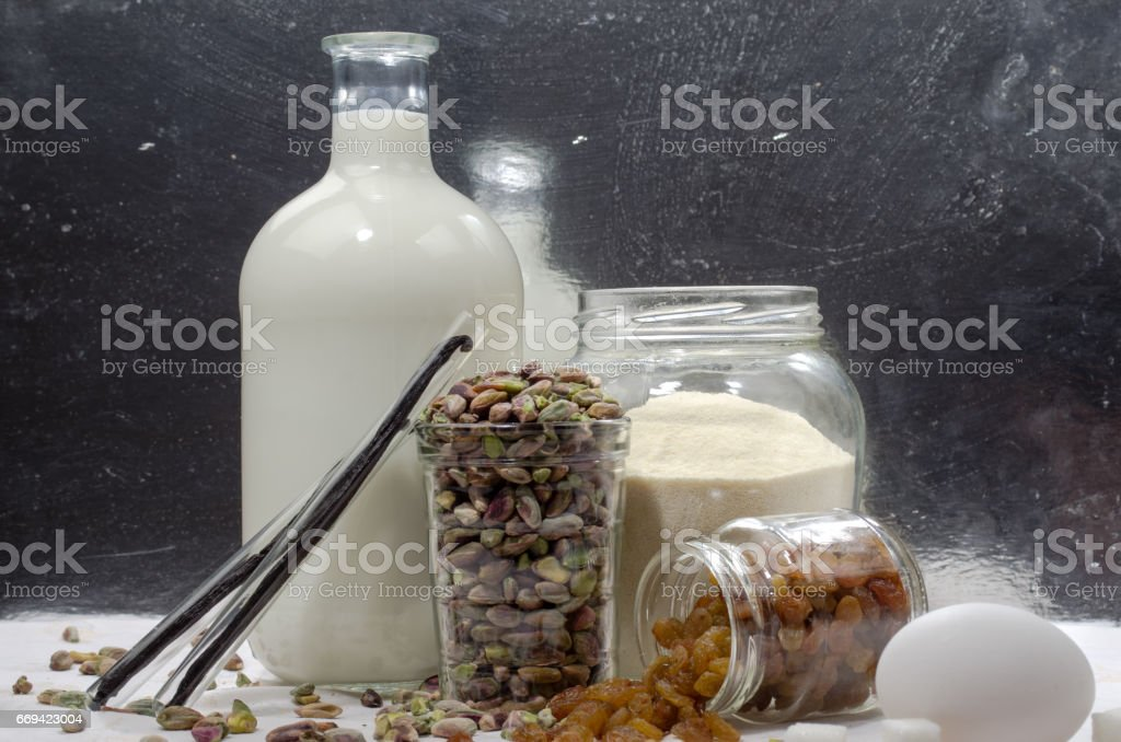 Ingredients art  photo stock photo