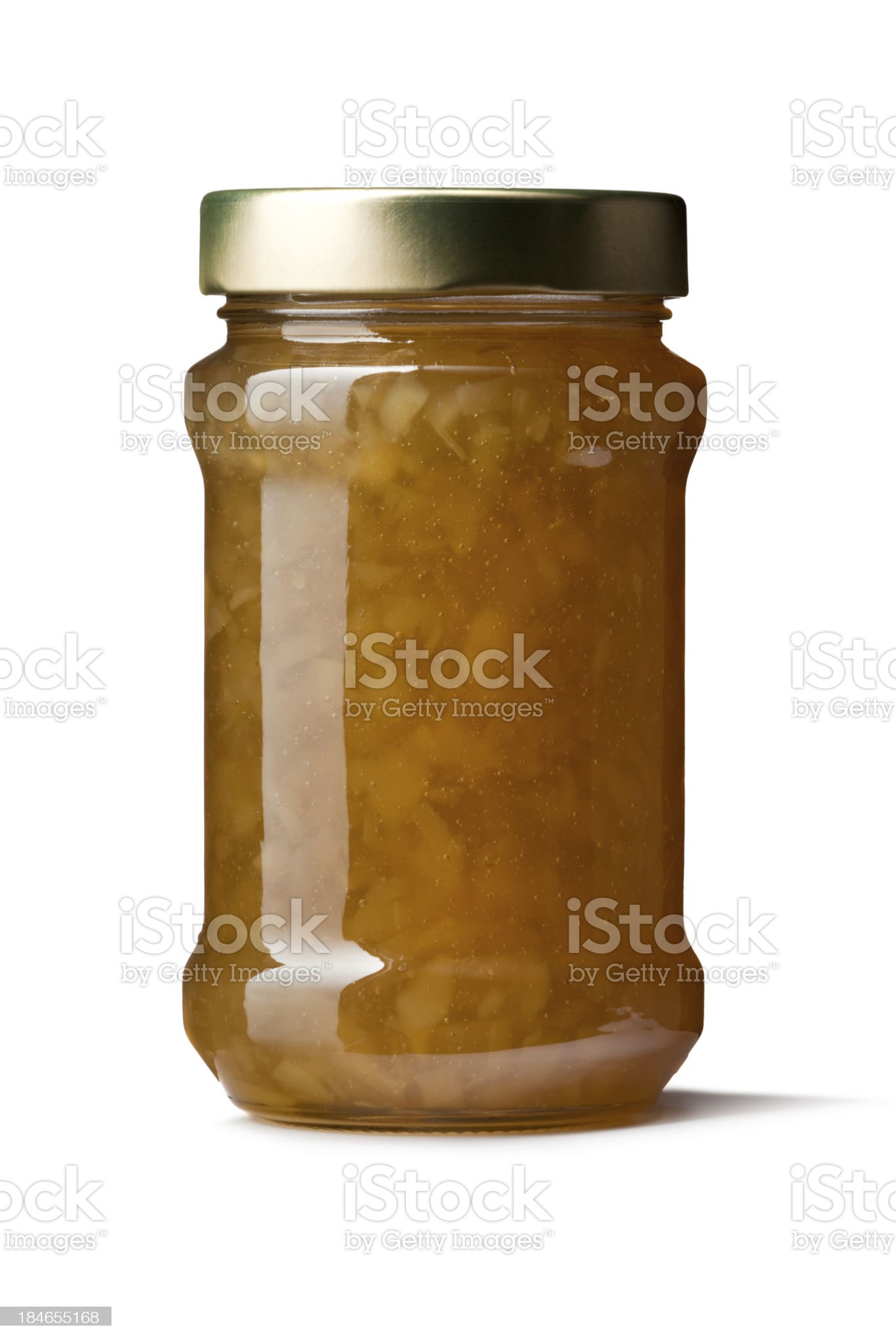 Ingredients: Ginger Spread royalty-free stock photo