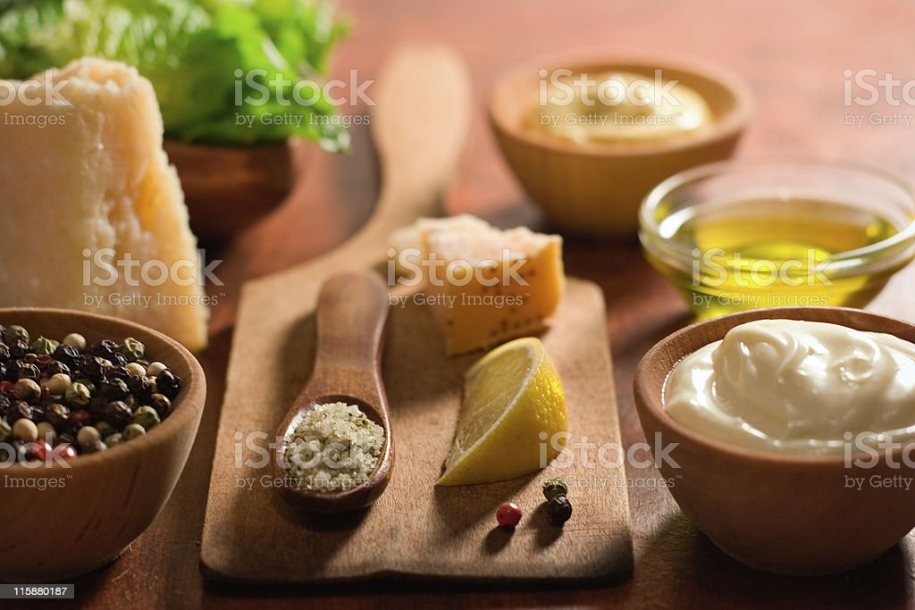 Ingredients royalty-free stock photo