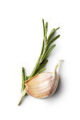 Ingredients: Rosemary and Garlic