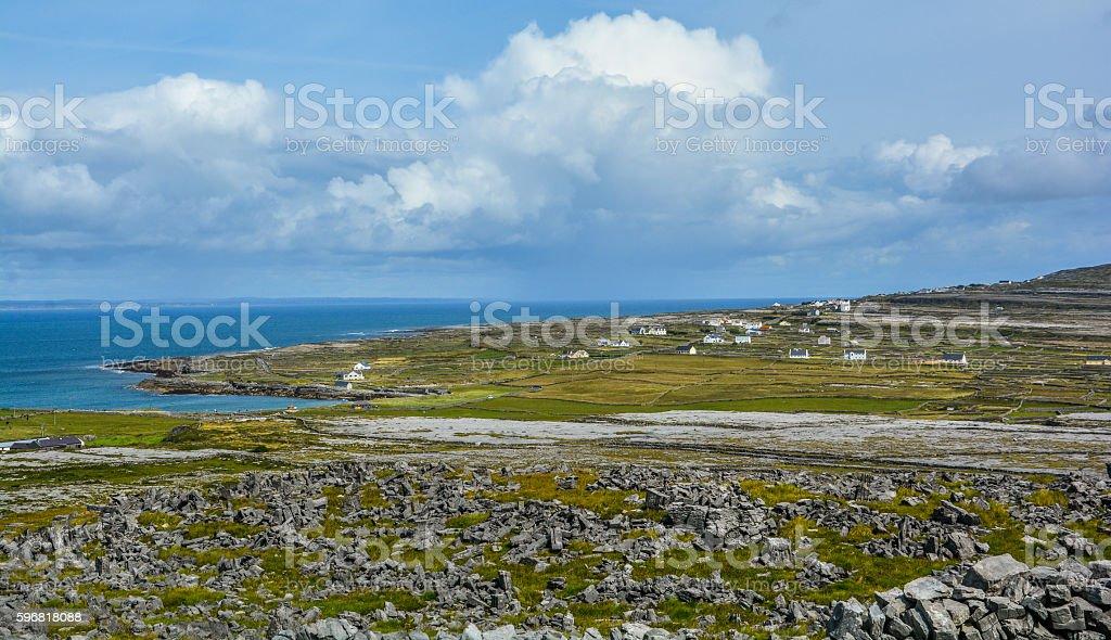 Inishmore, Aran Islands, Ireland stock photo