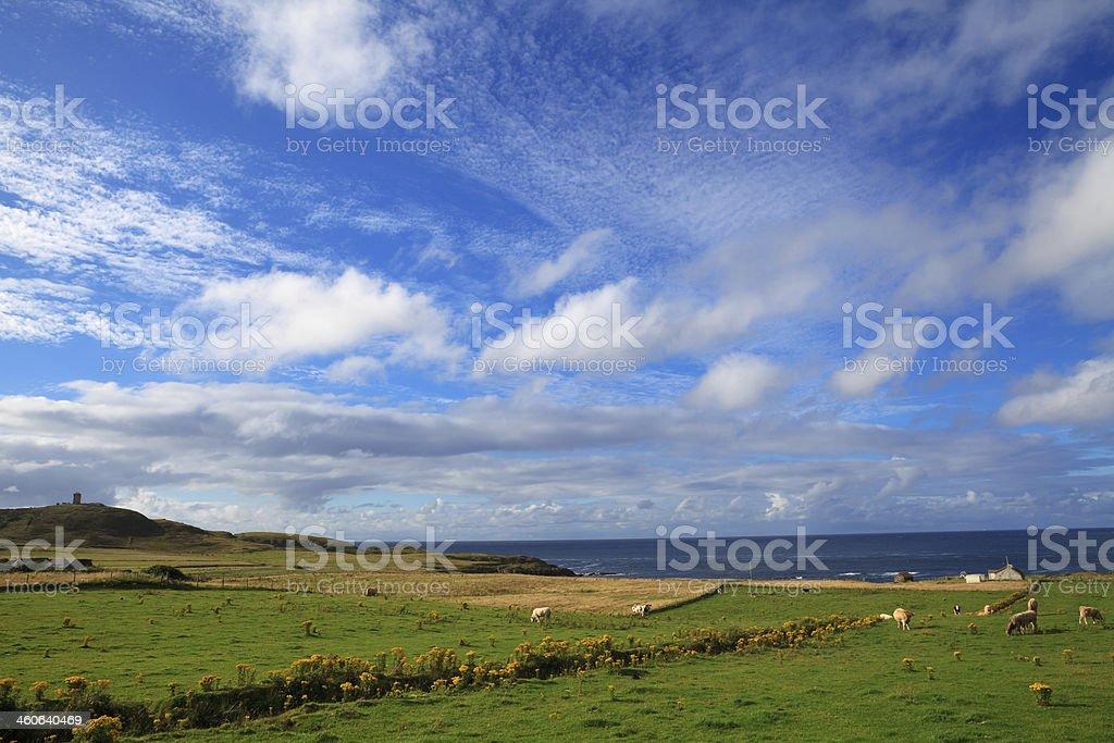 Inishowen peninsula, Ireland. royalty-free stock photo