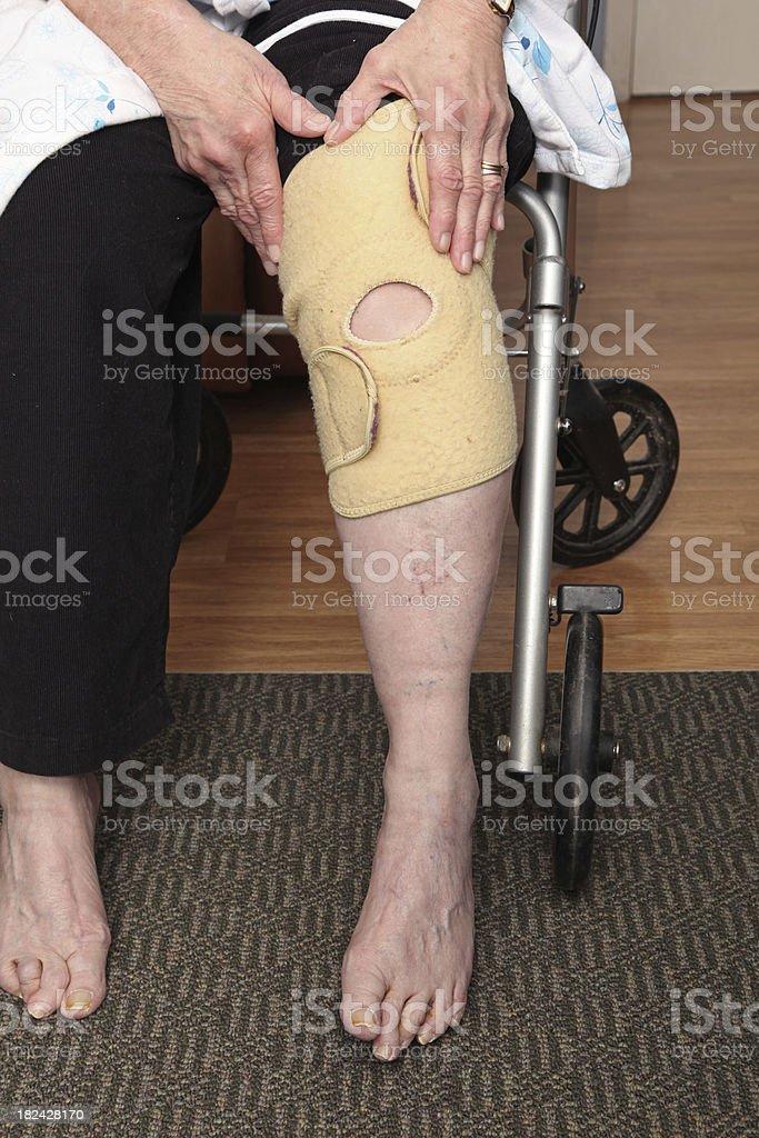 Injury stock photo