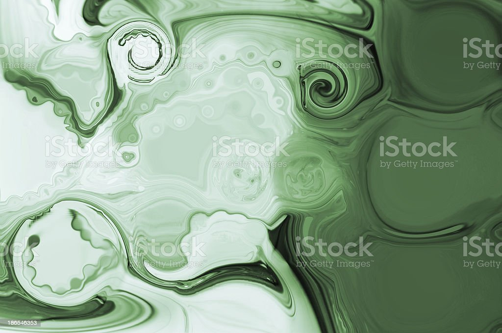 Ink, abstract, cell royalty-free stock photo