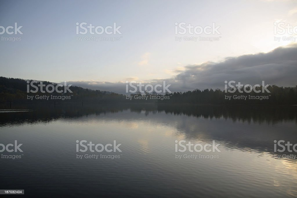 Inlet royalty-free stock photo
