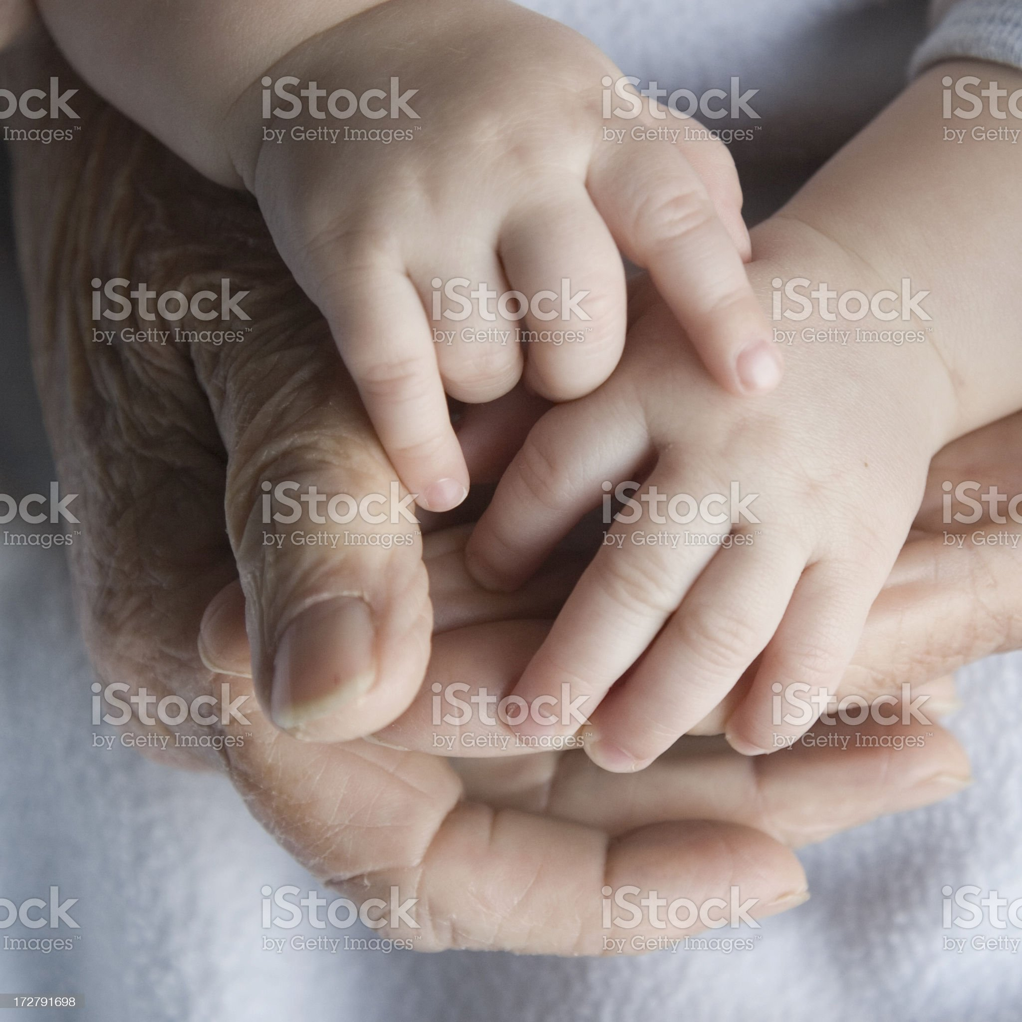 Innocence and Experience royalty-free stock photo