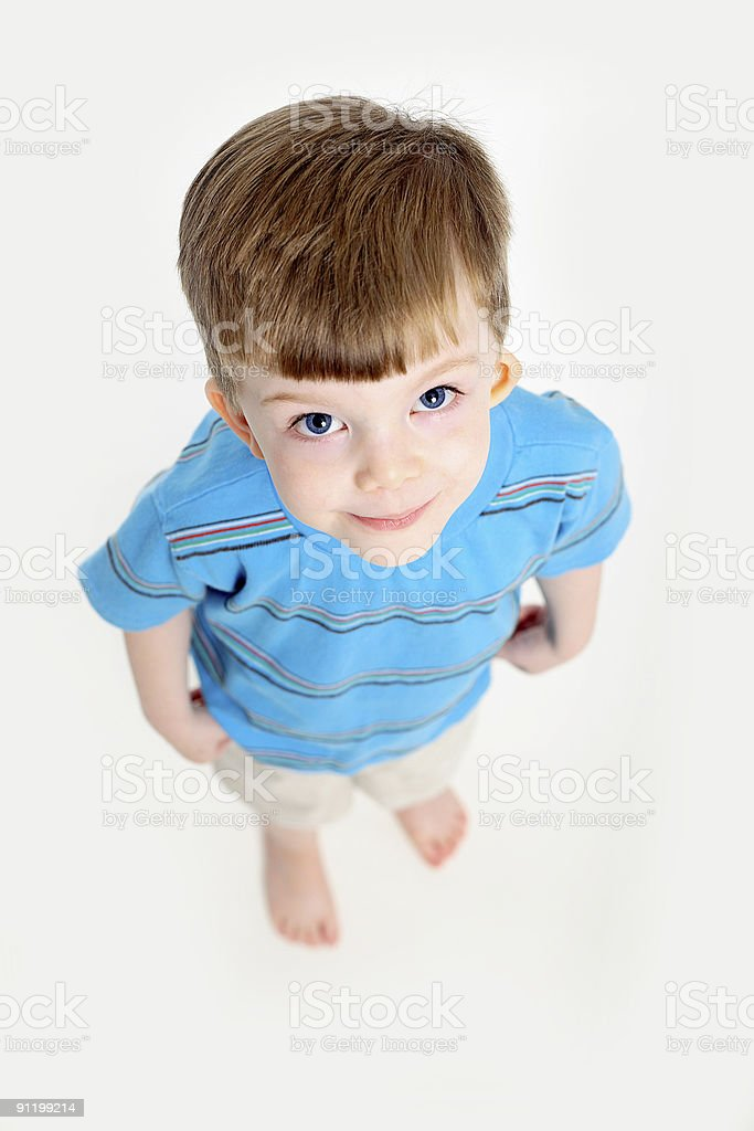 Innocence. stock photo