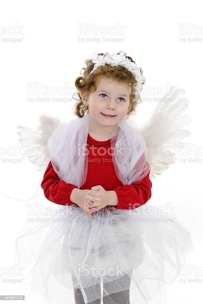 Jeune fille innocente photo libre de droits