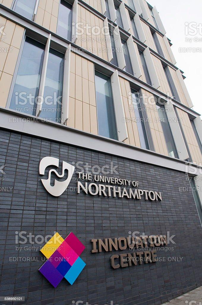 Innovation Centre stock photo