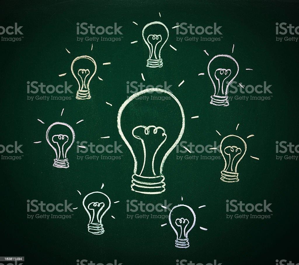 Innovation royalty-free stock photo