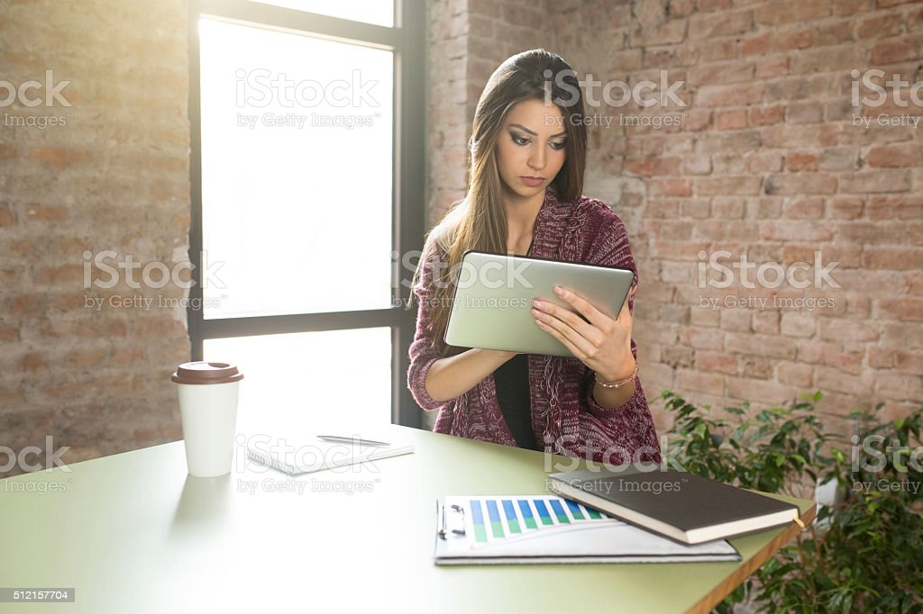 Innovative And Ambitious stock photo