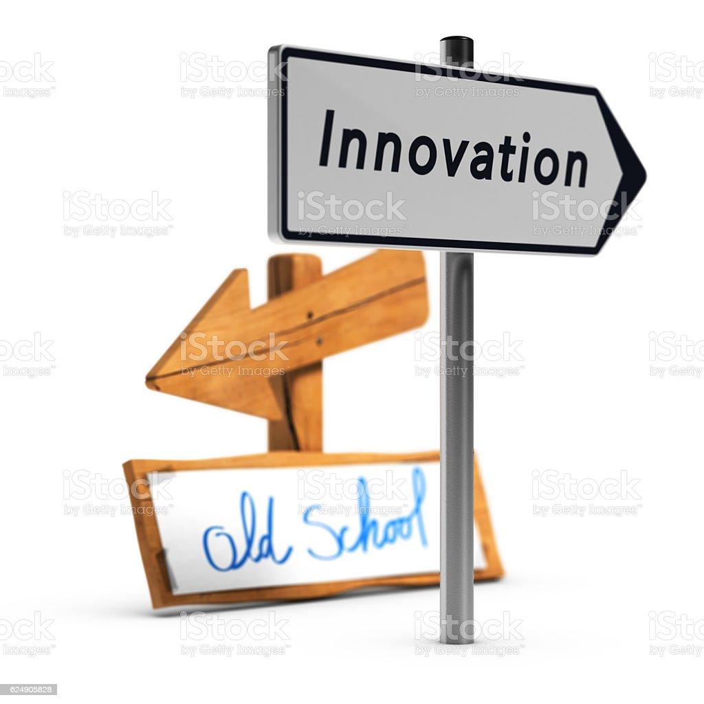 Innovative Business stock photo